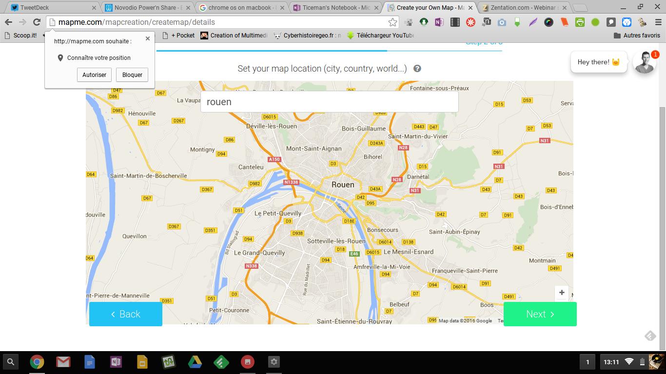 Mapme cr er des cartes simples personnalis es ins rer sur vos sites le c - Creer une carte geographique personnalisee ...