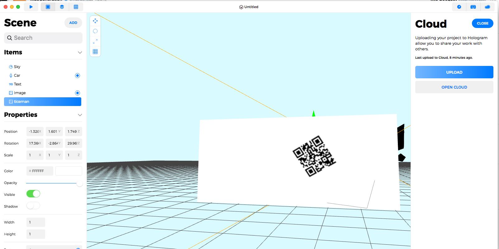 Hologram: créez vos propres environnements de réalité virtuelle sur Mac