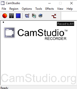 Camstudio: un grand classique pour filmer son écran sous Windows