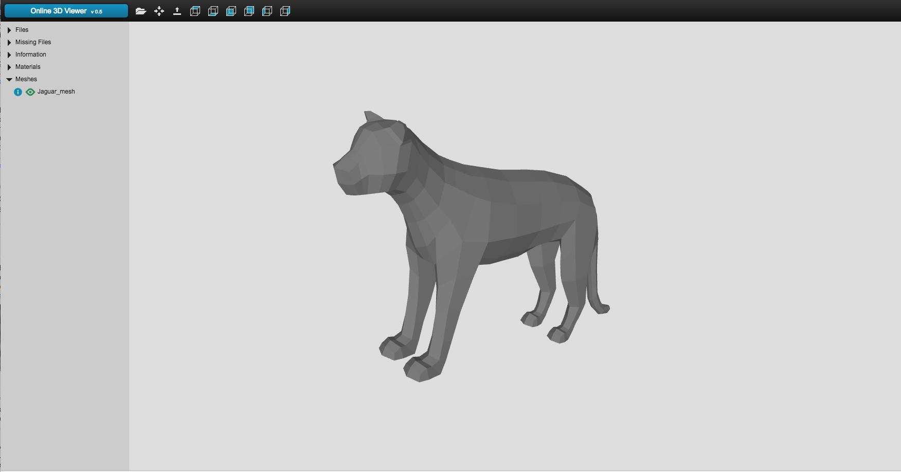 Online 3D Viewer: visualisez vos fichiers 3D dans votre navigateur