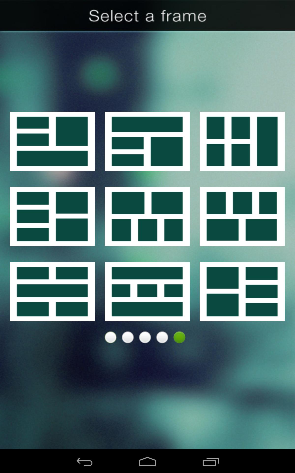 Insta video collage: une app android pour réaliser simplement et gratuitement des collages de vidéos   Le propulseur de Ticeman