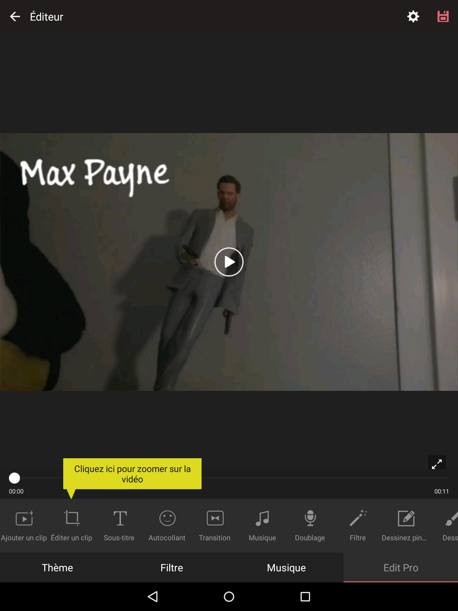 Videoshow une application bien pratique de montage vid o - Application couper musique ...