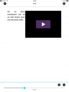 lisa-affichage-video