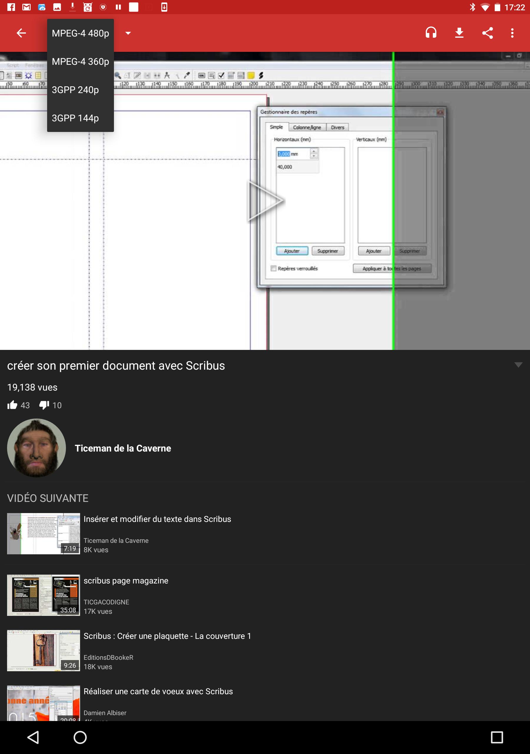 newpipe une application libre id ale pour remplacer youtube sur android et y t l charger des. Black Bedroom Furniture Sets. Home Design Ideas