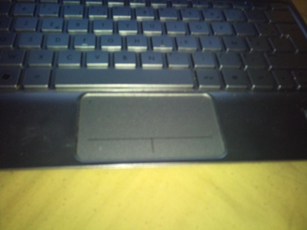Sacré Touchpad (ou comment faire marcher normalement cette m.. de touchpad sur le HP mini)