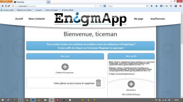 Enigm App: faites de vos sorties pédagogiques de véritables enquêtes géolocalisées sur mobiles