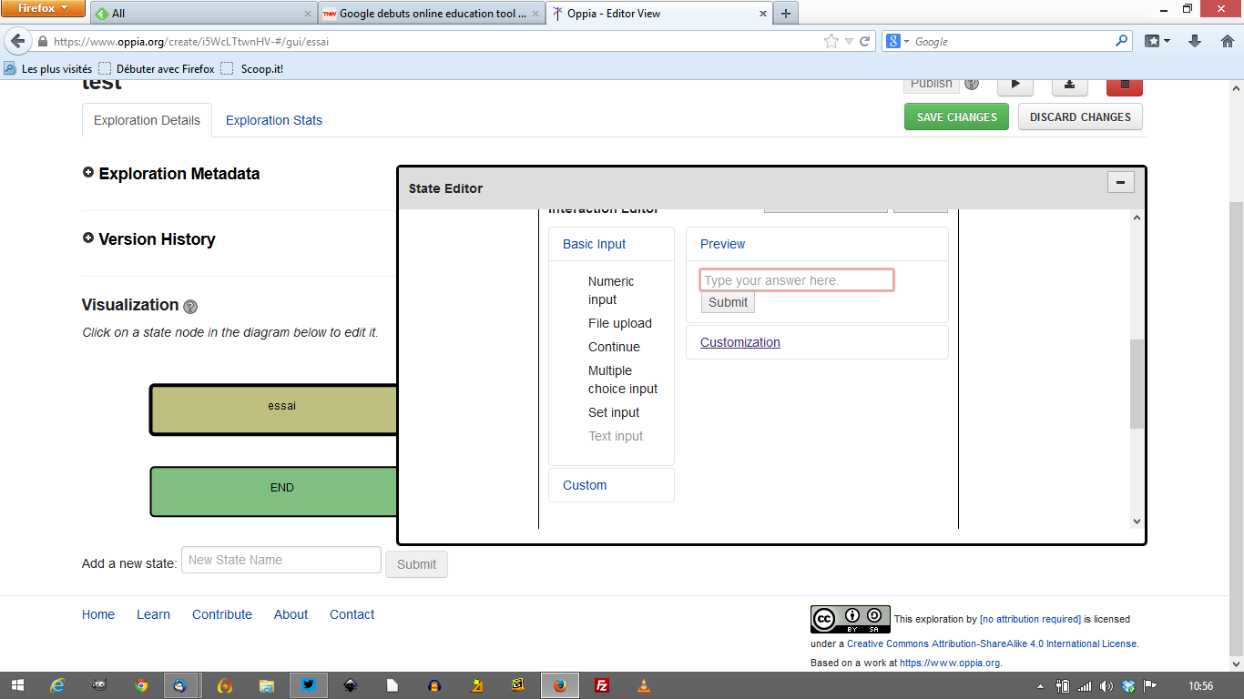 Oppia: un outil auteur pour le e-learning par Google