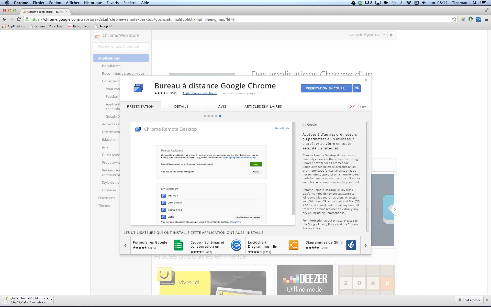 Chrome Remote Desktop: la meilleure solution de contrôle à distance de vos ordinateurs