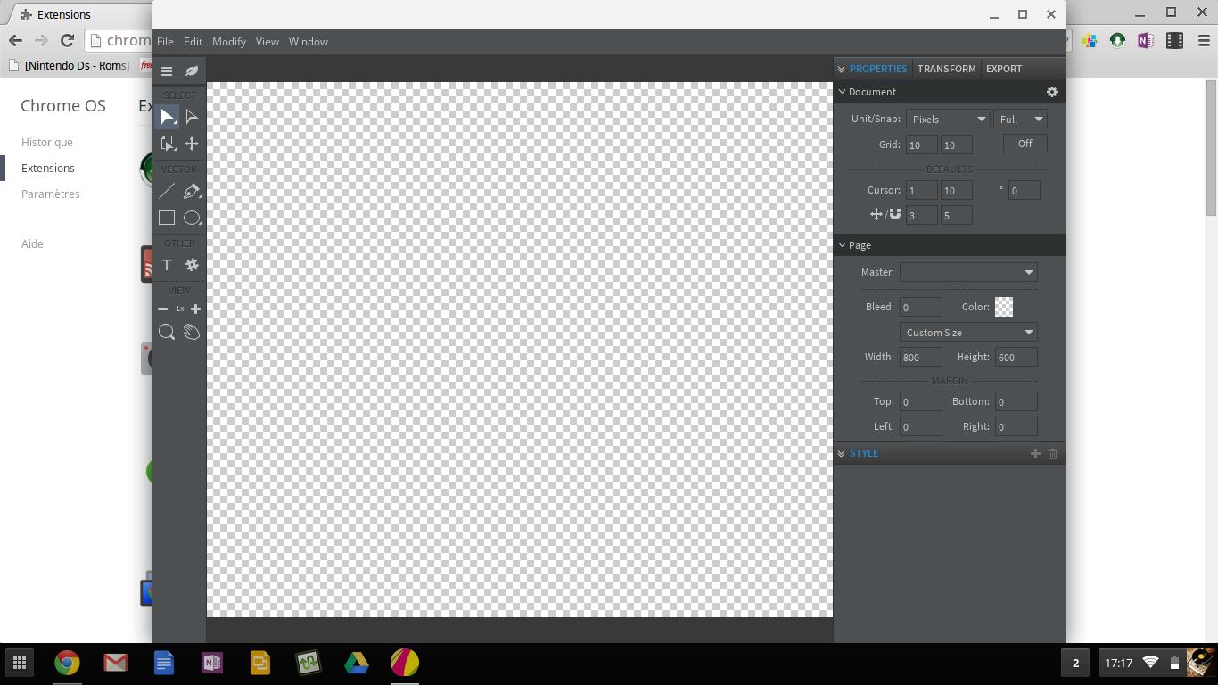 Gravit: un excellent service en ligne pour se mettre au dessin vectoriel