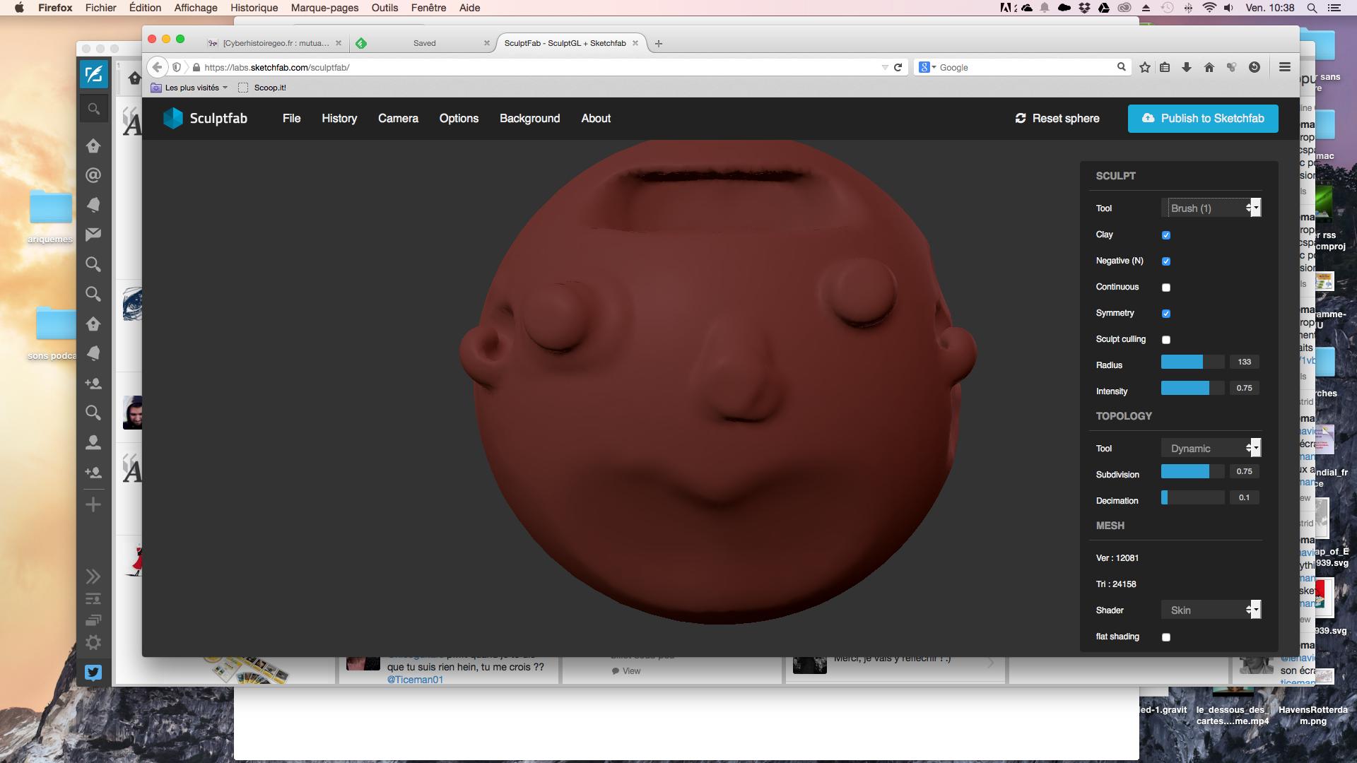 Sculptfab: un service en ligne pour sculpter en trois dimensions