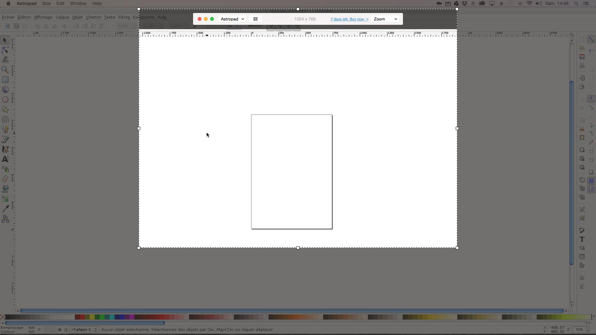 Astropad: transformer votre ipad en palette graphique ou souris pour mac ($)