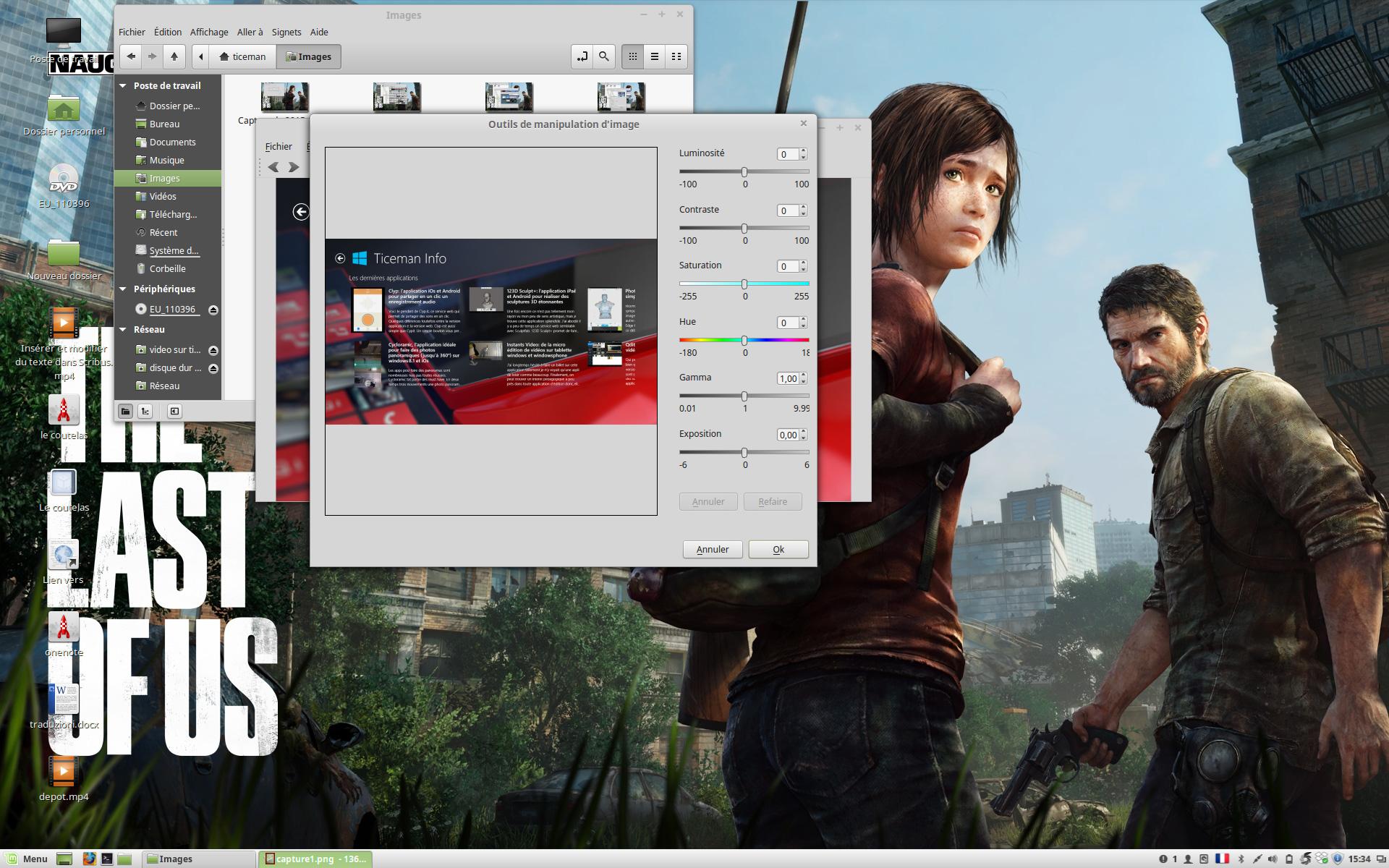 Nomacs: une visionneuse d'images à tout faire Pour Windows et Linux