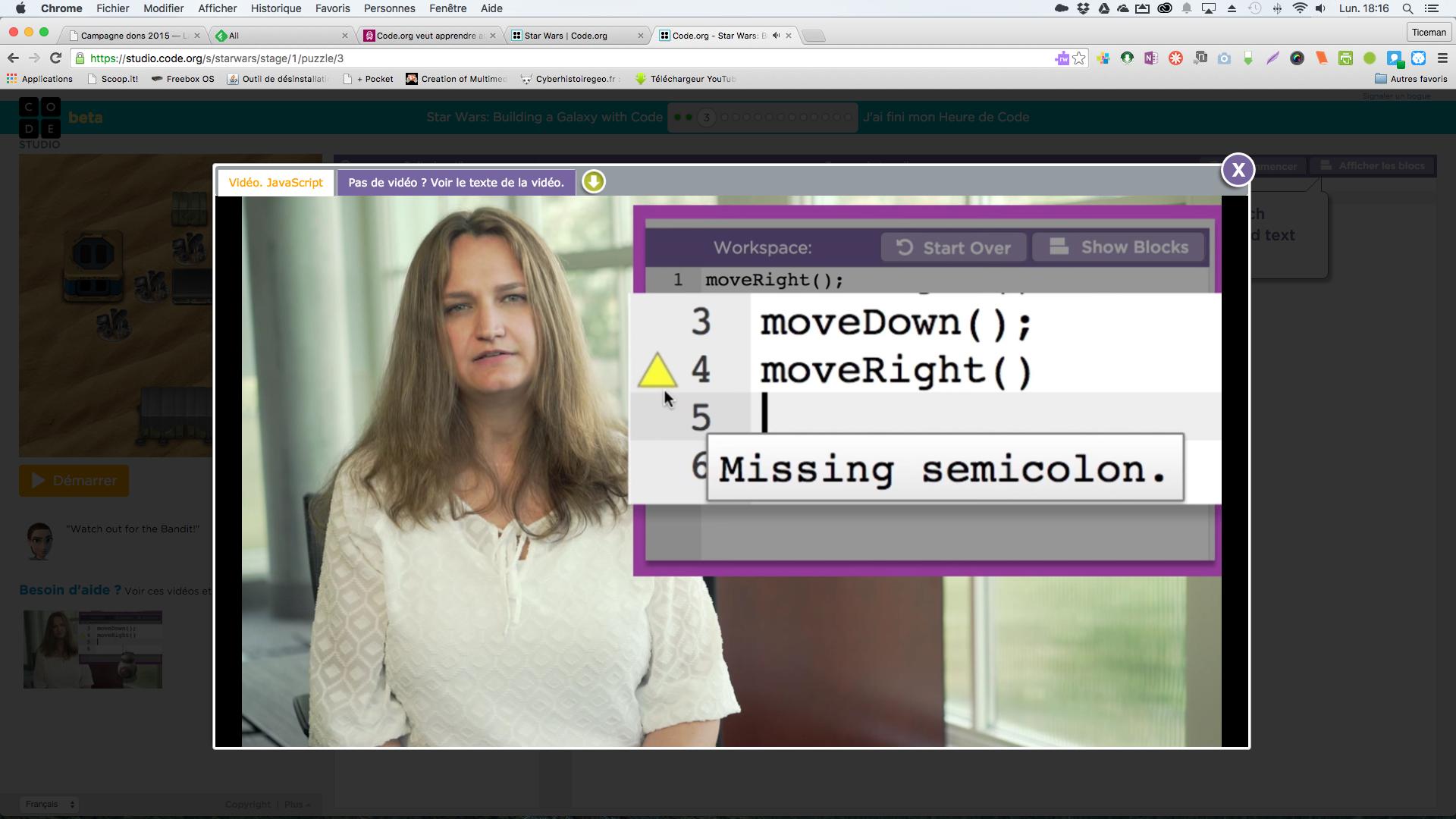 Tuxbot: une application pour initier les plus jeunes à la programmation