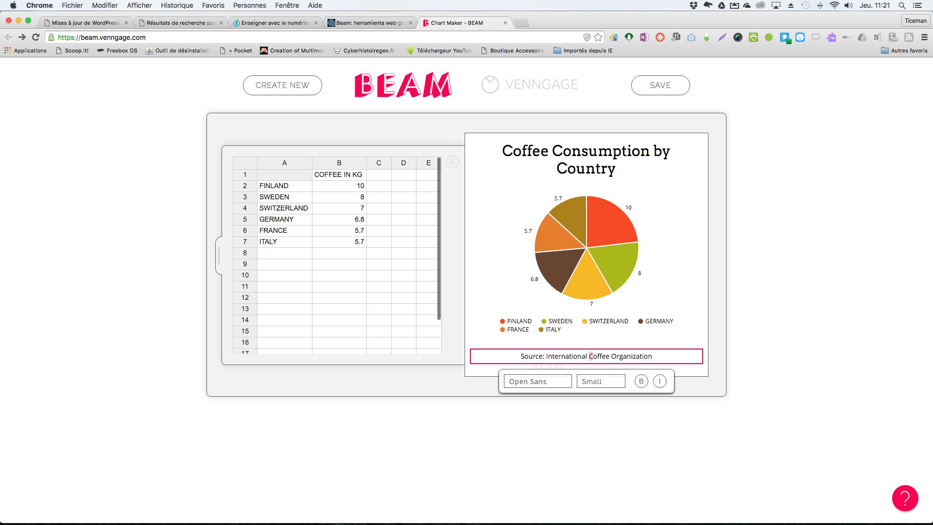 Megaconstrux: une excellente application pour l'animation image par image sur iPad