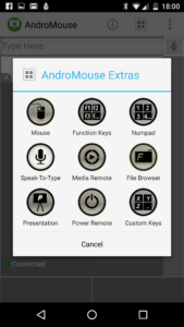 andromousefonctions