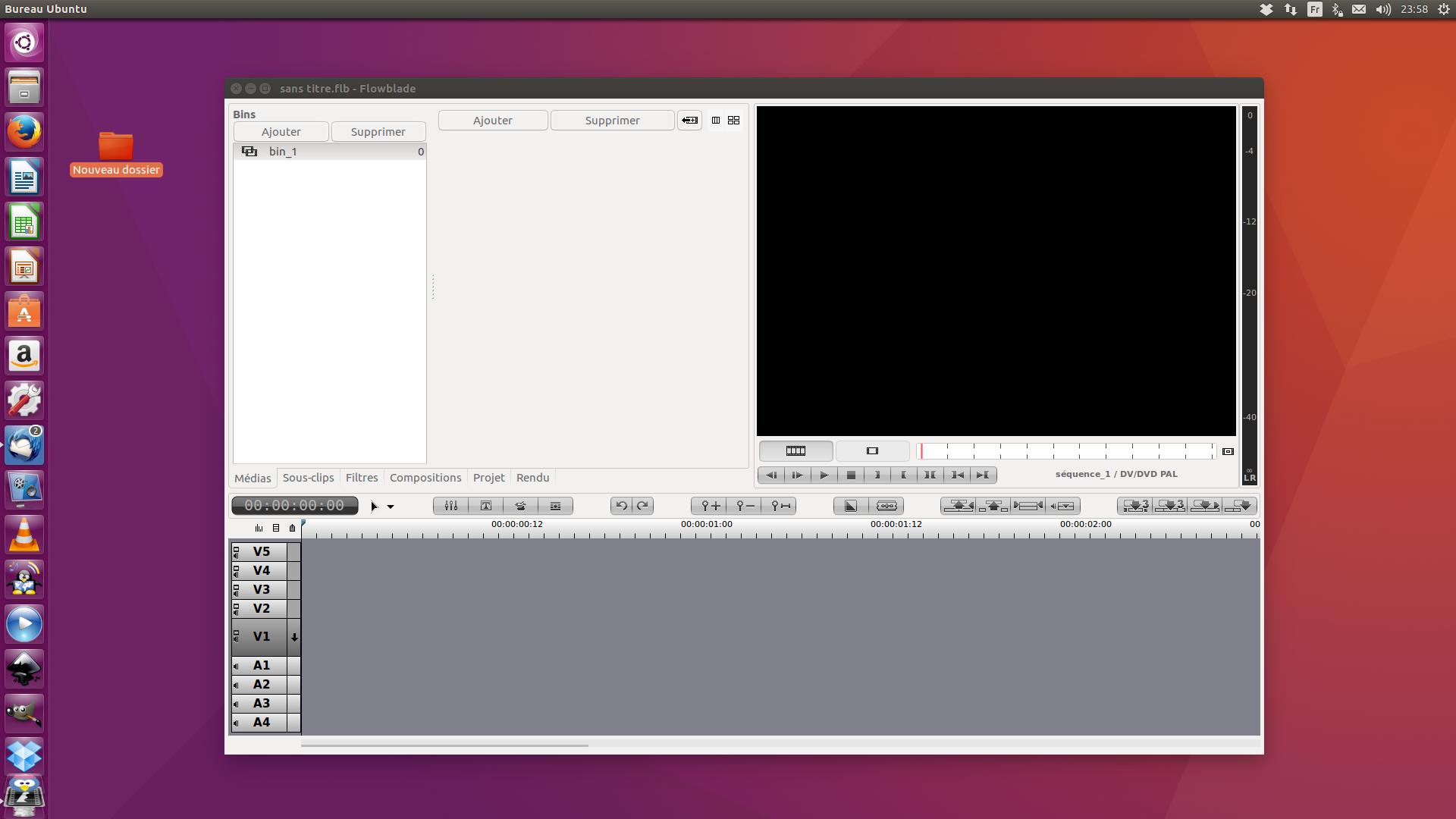 Flowblade: un excellent éditeur vidéo multi pistes