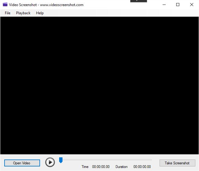 Video Screenshot: un logiciel windows pour extraire les images de vos films