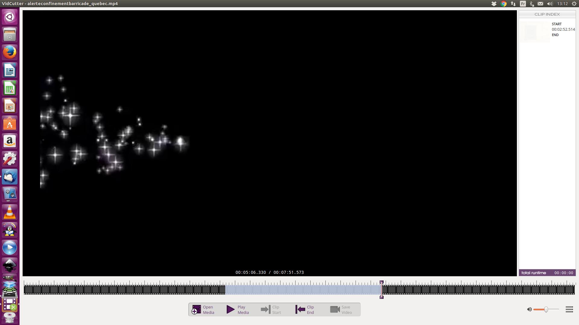 Vidcutter: très pratique et léger logiciel multi plateforme pour découper vos vidéos