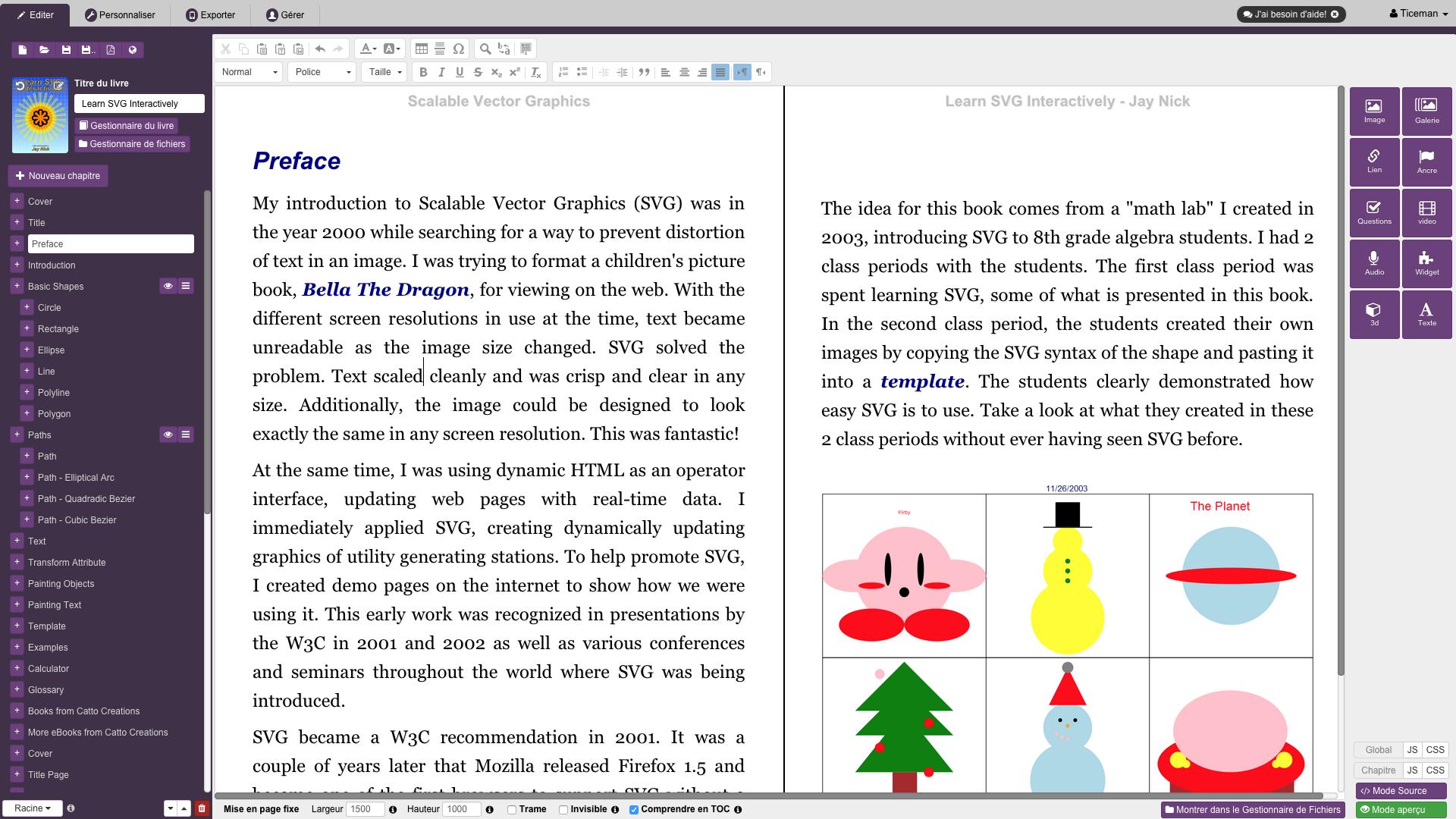 Kotobee: une excellente solution pour créer des livres numériques multimédia