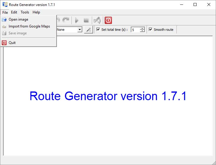 Route Generator: créer des trajets animés en vidéo sur vos cartes (Linux et Windows)