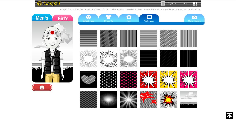 Charatoon et Mangao: deux services pratiques pour créer des avatars