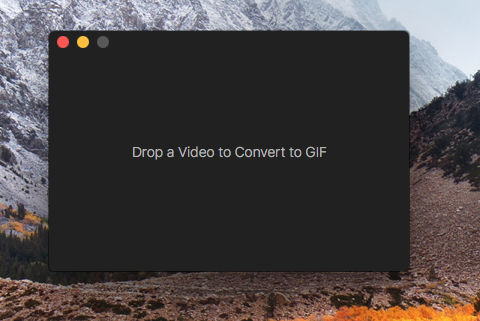 Gifski: Créez des gifs à partir de vos vidéos sur Mac