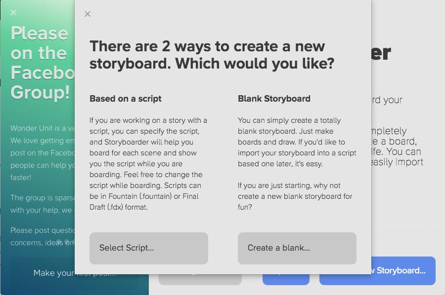 Storyboarder: un outil puissant pour créer des storyboard professionnels