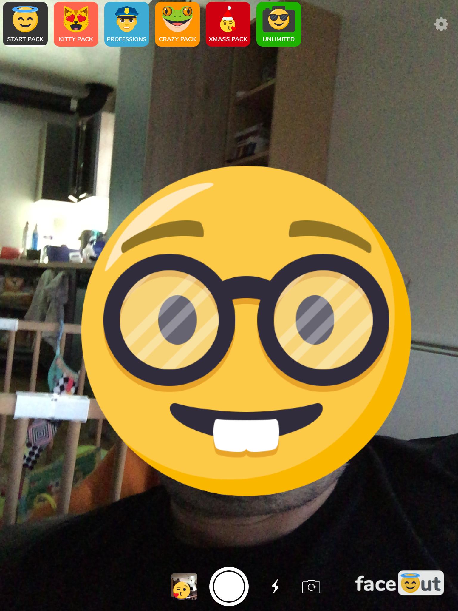 Face out: masquez en direct tous les visages sur une photo