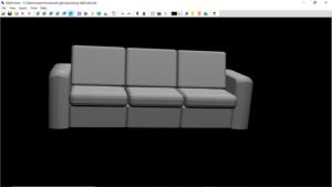 A3DS Viewer: visionnez et exportez vos fichiers 3D sur Windows