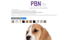 PBNify: créez des jeux de coloriage par numéro en quelques clics.