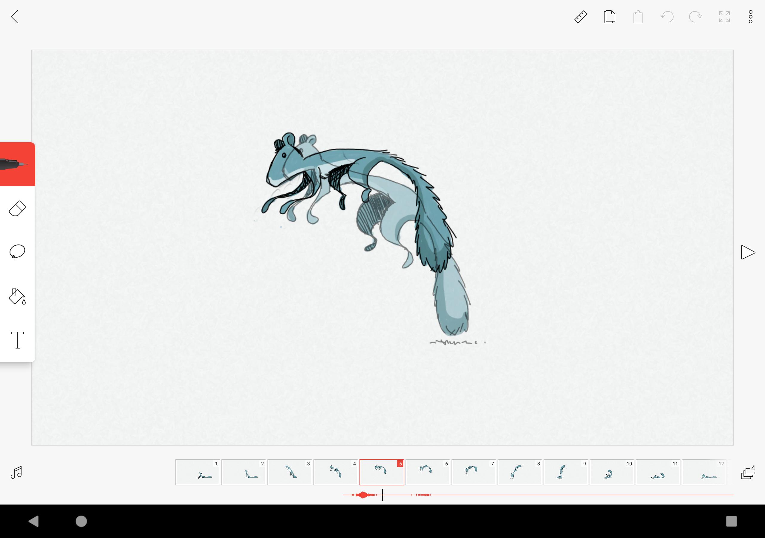 FlipaClip: l'animation image par image accessible à tous.