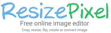 ResizePixel : redimensionnez, coupez, convertissez vos images.