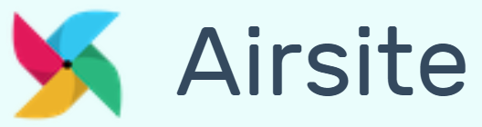 Airsite : créez votre site internet design directement depuis votre tablette ou téléphone.