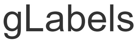 gLabels : générer vos QR Codes, étiquettes, cartes en masse.