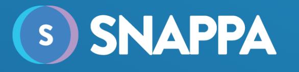 Snappa : une autre solution pour créer infographies et compositions graphiques.