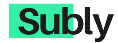 Subly : Sous-titrer et transcrire automatiquement ses vidéos.