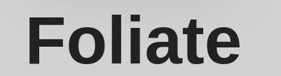 Foliate : une très bonne liseuse d'ebook pour Linux.