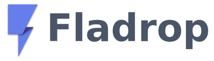 FlaDrop : Echanger des fichiers entre n'importe quels appareils, n'importe où.
