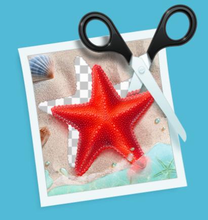 Photo Scissors : détourer automatiquement objets et personnages sur vos photographies.