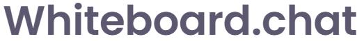 WhiteboardChat : tableau blanc collaboratif et vidéo conférence associés.