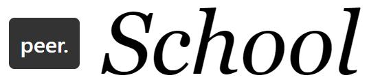 Peer school : la classe virtuelle de secours.