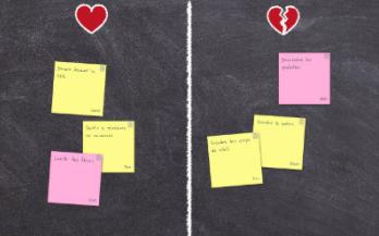 Qruiz Notes : un mur de post-it collaboratif.