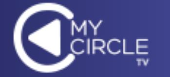 MyCircleTV : regarder collaborativement les vidéos de différents services ou même vos vidéos persos.
