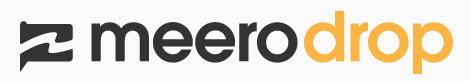 MeeroDrop : le partage de fichiers collaboratif.