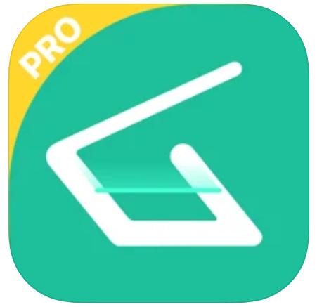 Scanner Lens pro : un très bon scanner de document avec reconnaissance de caractères pour iPhone/iPad.